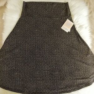 Lularoe Azure Skirt